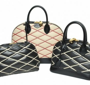 Louis Vuitton autunno inverno 2014 2015 Losange Alma and Pouch Bags