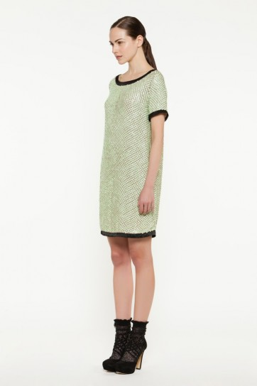 Minidress con paillettes Twin Set primavera estate 2014