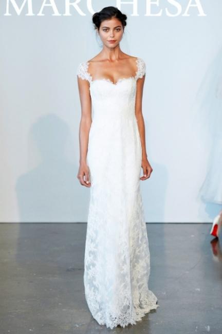 Moda sposa Marchesa 2015