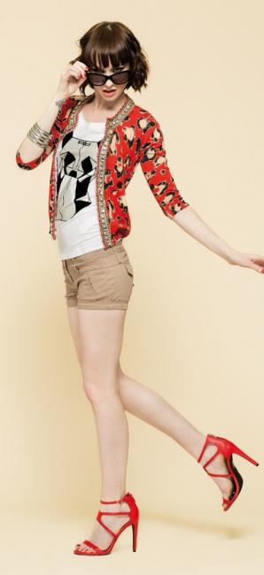 Pantaloncini Artigli primavera estate 2014