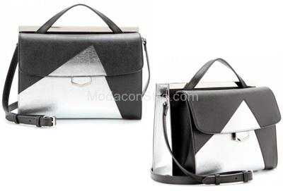 Shoulder bag demi jour Fendi autunno inverno 2014 2015