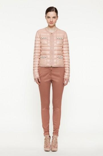 Twin Set giacca rosa