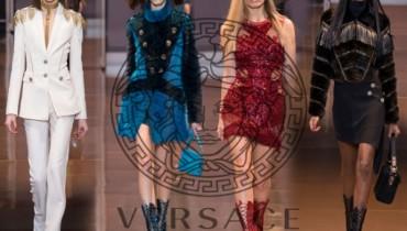 Versace Autunno Inverno 2014 2015
