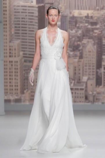 Vestito con top americano Rosa Clarà 2015