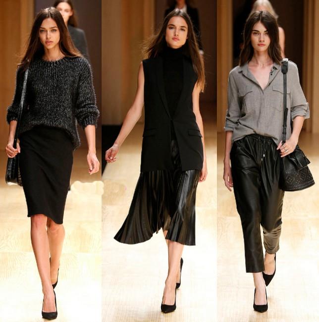 Abbigliamento Mango autunno inverno 2014 2015