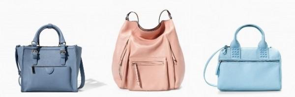 Borse Zara autunno inverno 2014 2015 catalogo donna