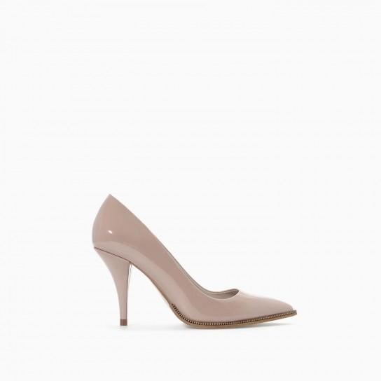 Decolletè nude Zara autunno inverno 2014 2015