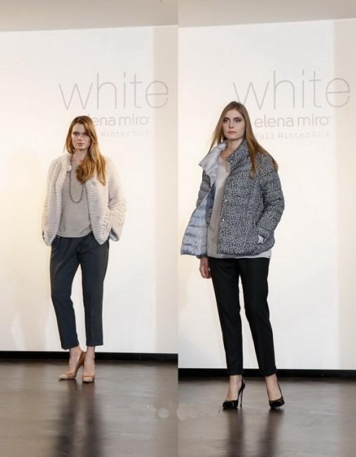 Elena Mirò abbigliamento autunno inverno 2014 2015