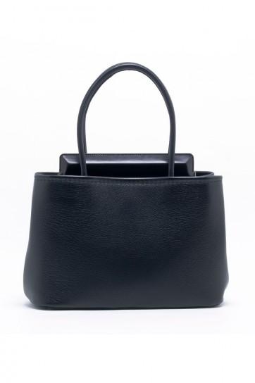 Handbag in pelle Max Mara