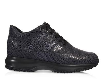 Interactive pyhon scarpe Hogan autunno inverno 2014 2015