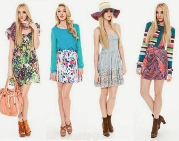 Lavand primavera estate 2014 abbigliamento donna
