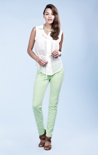 Pantalone pastello Lavand