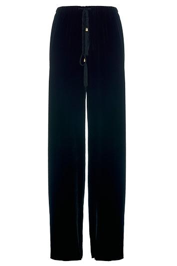 Pantaloni a palazzo Luisa Spagnoli