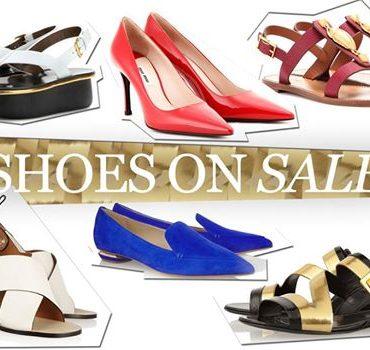 Saldi scarpe estate 2014