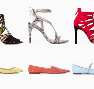 Scarpe Zara autunno inverno 2014 2015 catalogo donna