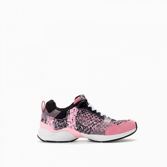 Sneakers rosa Zara autunno inverno 2014 2015