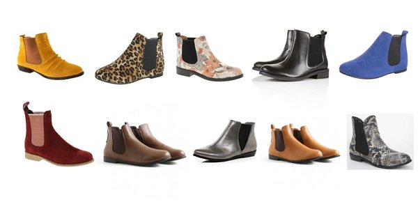 Stivali Chelsea Boots