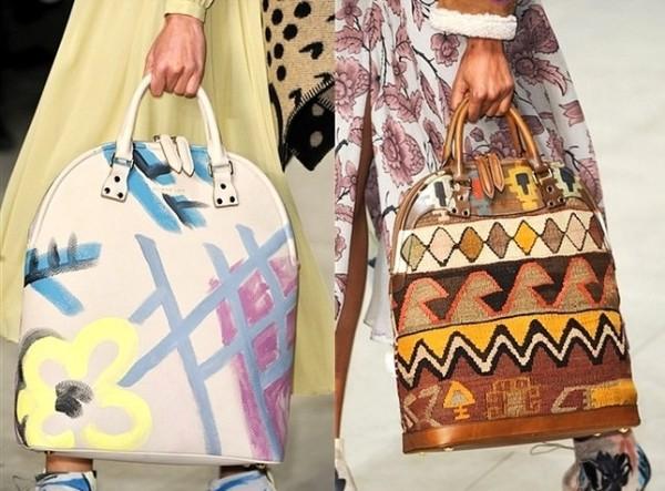 Tendenze borse Burberry autunno inverno 2014 2015 moda donna