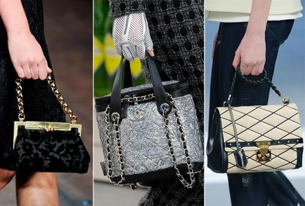 Tendenze borse Chanel autunno inverno 2014 2015 moda donna