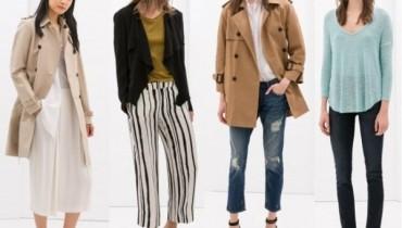 Zara autunno inverno 2014 2015 collezione abbigliamento