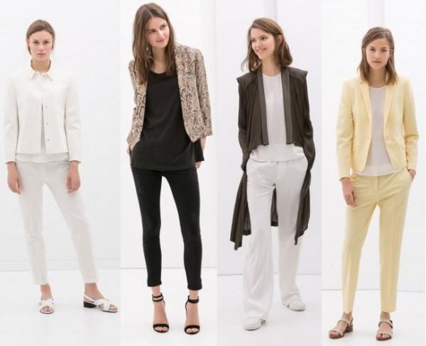Zara autunno inverno 2014 2015  collezione abbigliamento de419afed34f