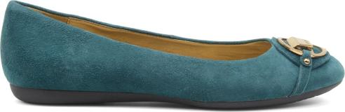 Ballerine camoscio Geox scarpe autunno inverno 2014 2015