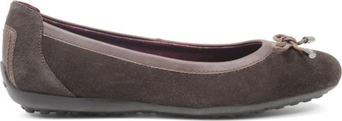 Ballerine con fiocco Geox scarpe autunno inverno 2014 2015