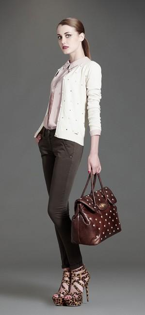 Camicia elegante Artigli autunno inverno 2014 2015