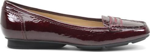 Mocassini in vernice Geox scarpe autunno inverno 2014 2015