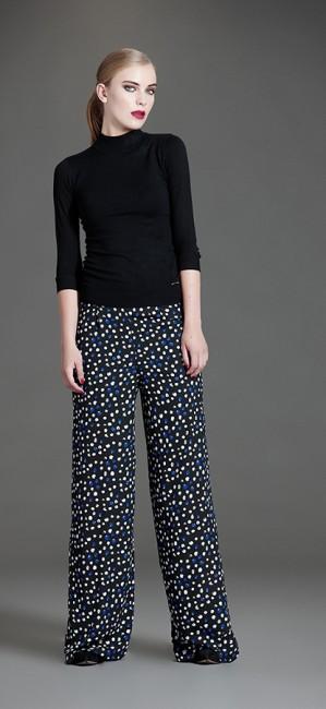 Pantaloni larghi Artigli autunno inverno 2014 2015