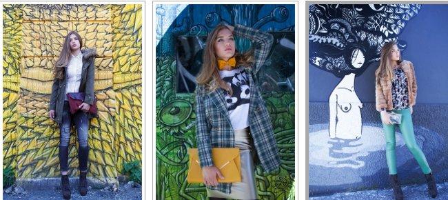 Queguapa 2014 2015 abbigliamento autunno inverno