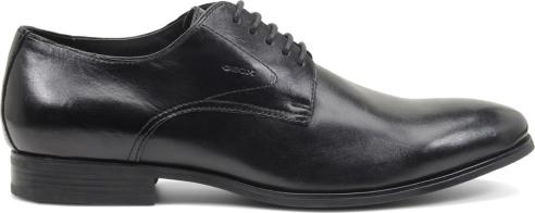 Scarpa classica nera Geox scarpe uomo autunno inverno 2015
