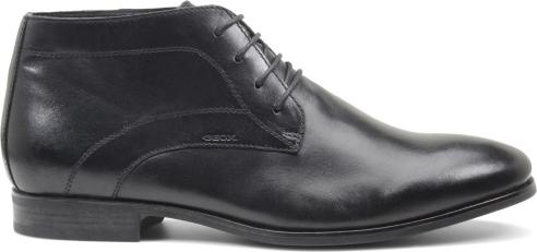 Scarpa pelle alta Geox scarpe uomo autunno inverno 2015