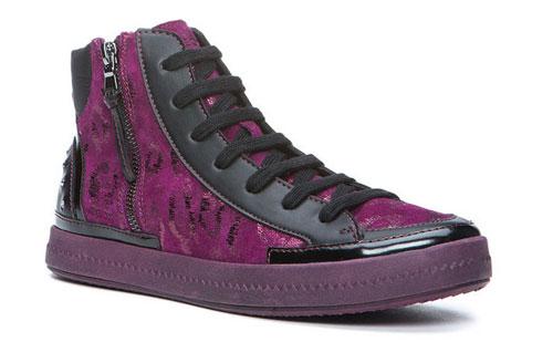 Scarpe sportive con zip Geox scarpe autunno inverno 2014 2015