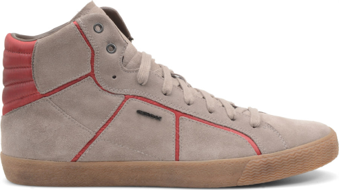 Sneakers alte Geox scarpe uomo autunno inverno 2015