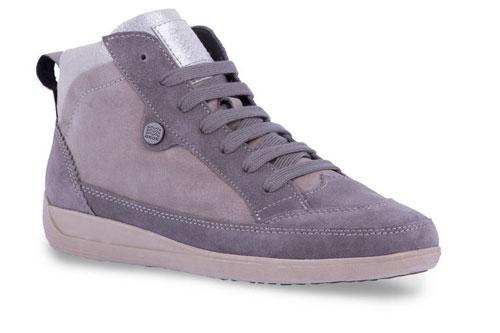 Sneakers scamosciate Geox scarpe autunno inverno 2014 2015