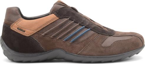 Sneakers senza laci Geox scarpe uomo autunno inverno 2015