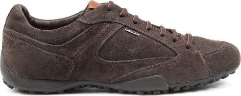 Sportive camoscio Geox scarpe uomo autunno inverno 2015