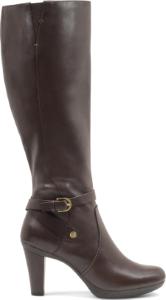 Stivale alto con tacco Geox scarpe autunno inverno 2014 2015