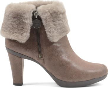 Stivaletti con pelliccia Geox scarpe autunno inverno 2014 2015