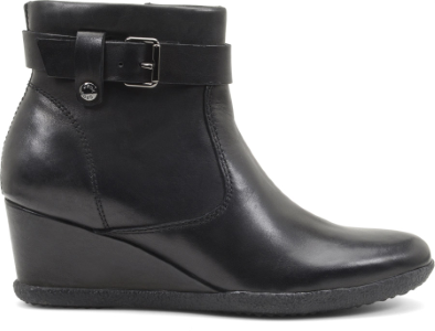 Stivaletti pelle con zeppa Geox scarpe autunno inverno 2014 2015