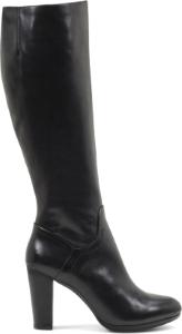 Stivali alti con tacco Geox scarpe autunno inverno 2014 2015