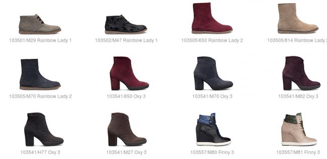 Stonefly scarpe autunno inverno 2014 2015