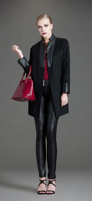Cappotto giacca Artigli autunno inverno 2014 2015