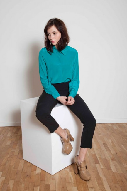 Camicia Annie P autunno inverno 2014 2015