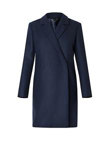 Cappotto blu Marella autunno inverno 2014 2015