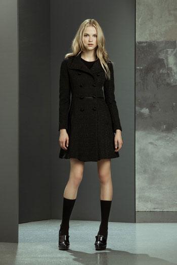 Cappotto con cintura Imperial autunno inverno 2014 2015