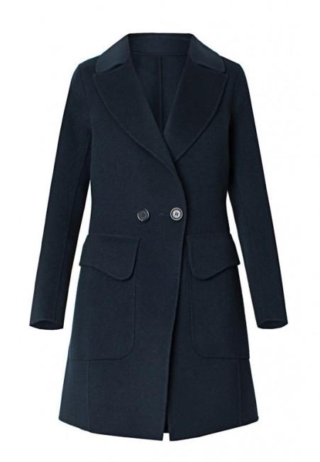 Cappotto in lana e cashmere Marella autunno inverno 2014 2015