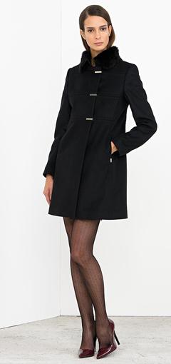 Cappotto montgomery Nenette autunno inverno 2014 2015