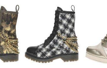 Fornarina scarpe autunno inverno 2014 2015